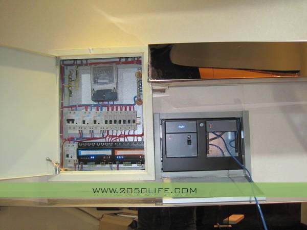 智能家庭影院控制系统主控箱