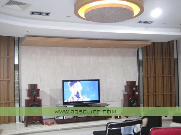智能家庭影院展示大厅