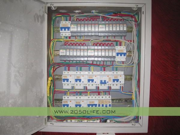 威廉希尔灯光控制强电箱