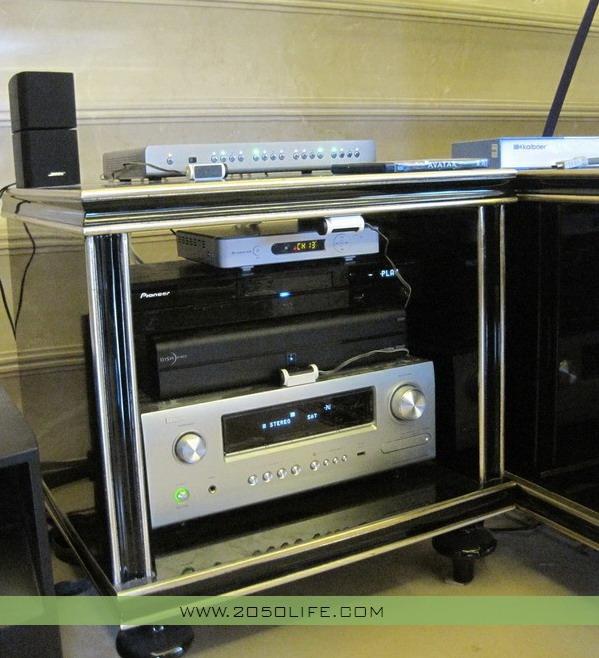 家庭背景音乐系统主机
