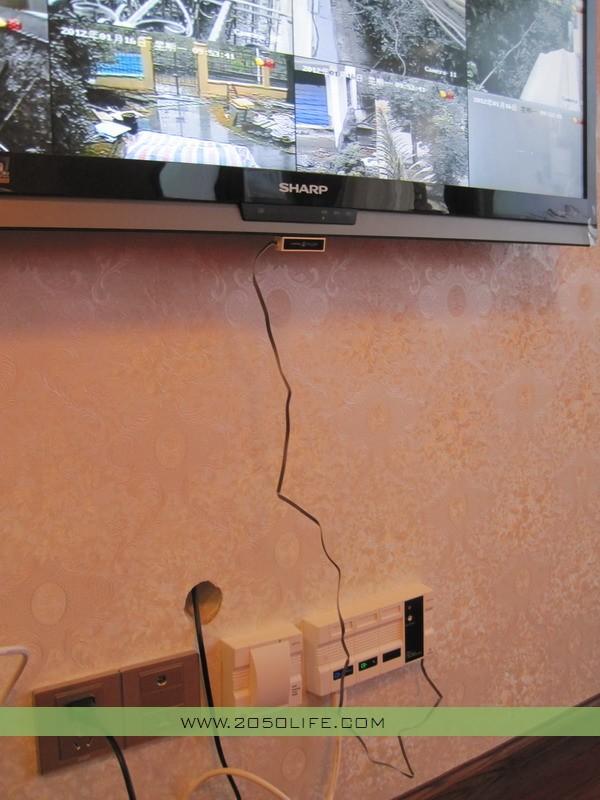 高清视频共享输出面板及红外接收器(接收红外信号并转发)