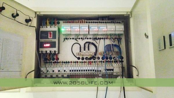 超享SMART51智能照明系统分控智能箱