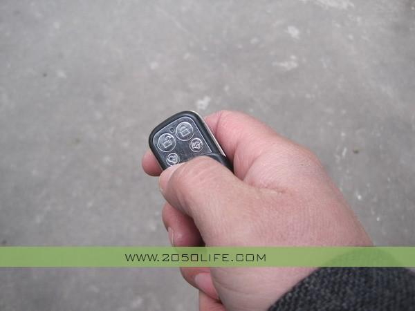 无线射频遥控器