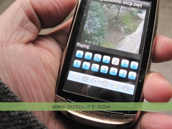 手机网络视频监控软件(安卓智能手机或IPAD、IPHONE手机都可以安装)